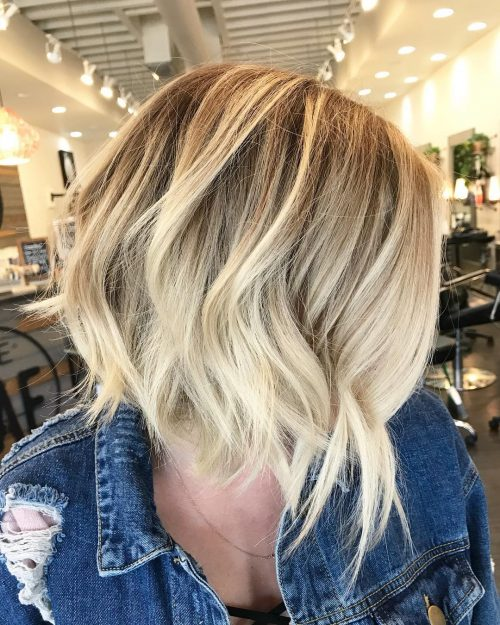 27 Flattering Haircuts with Choppy Layers
