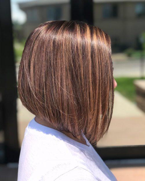 Top 18 Medium Length Layered Bob Haircuts