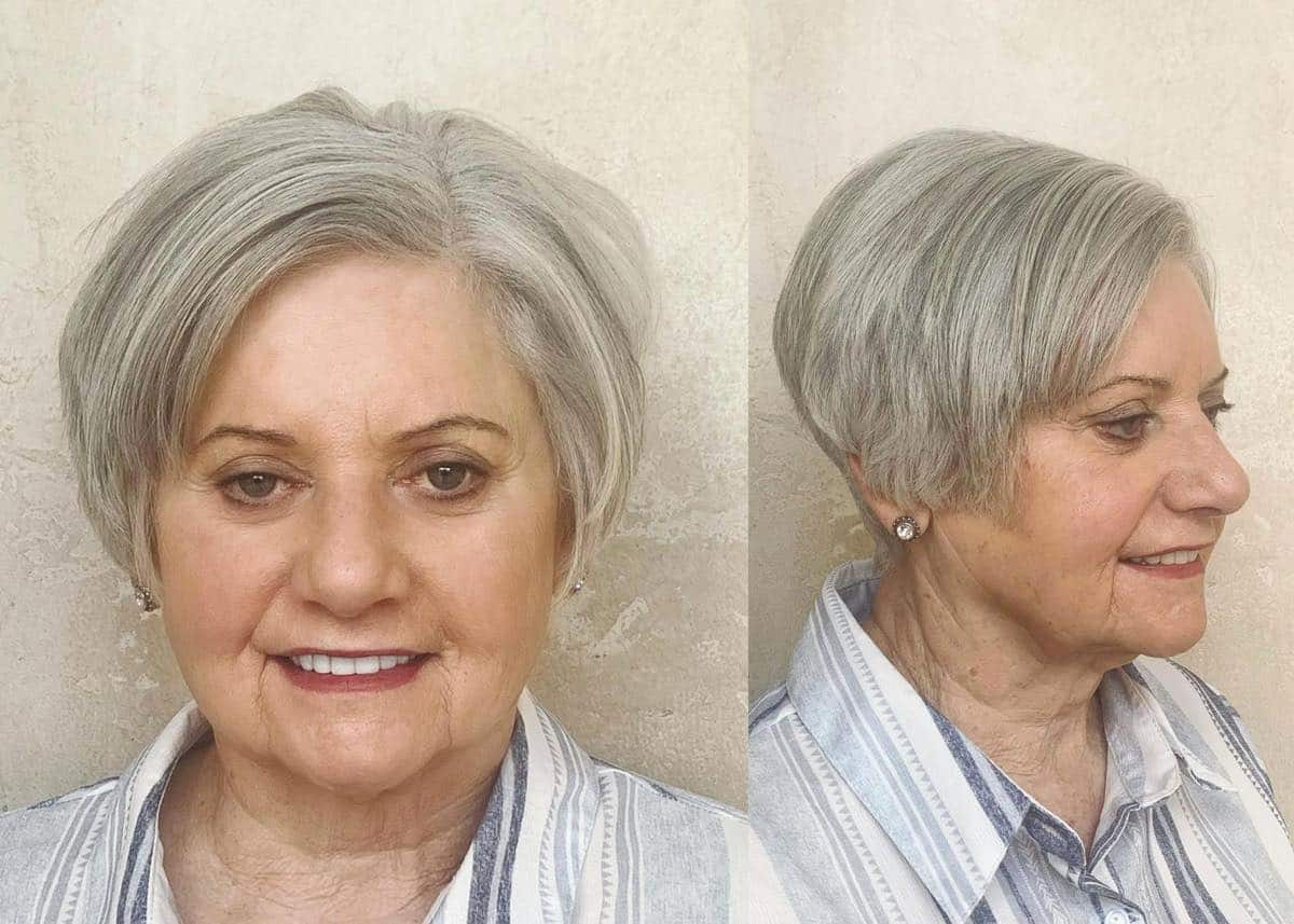 17 Best Hairstyles for Women Over 60 to Look Younger