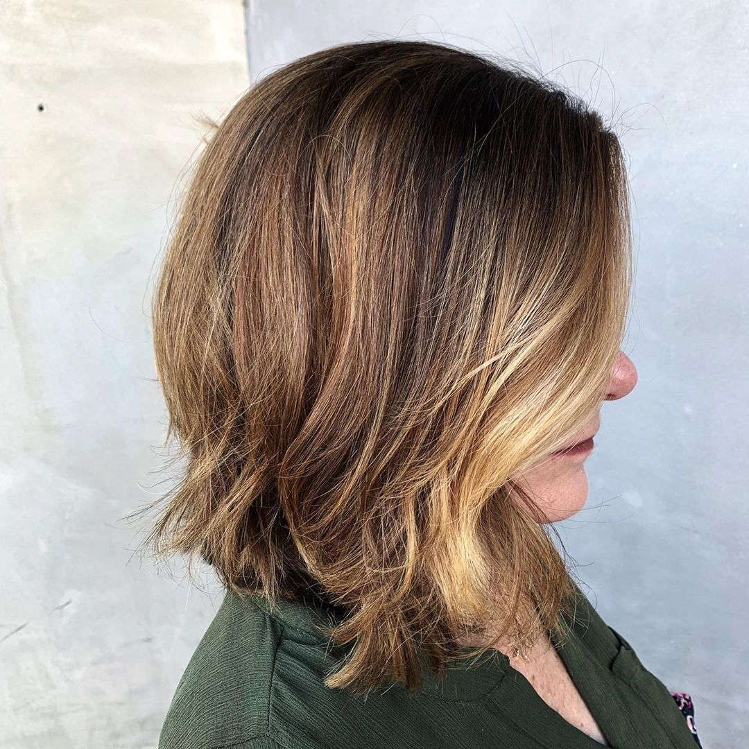 23 Trendy Hair Colors for Women Over 50 to Look 10 Years Younger