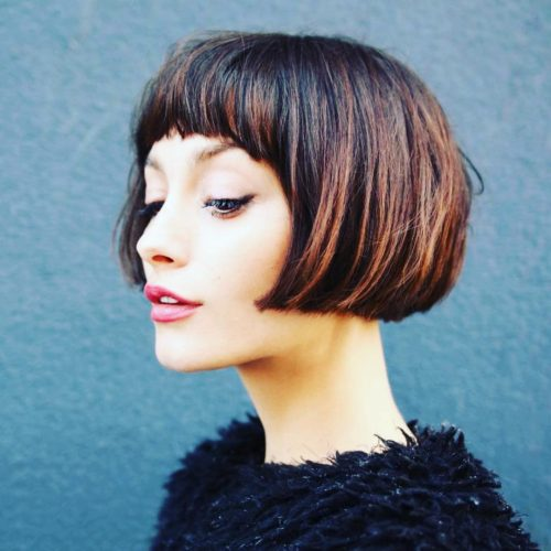 50 Chic Short Bob Haircuts and Hairstyles for Women