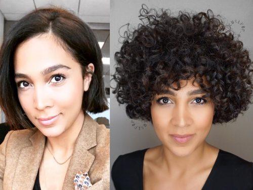 18 Best Short Dark Hair Color Ideas