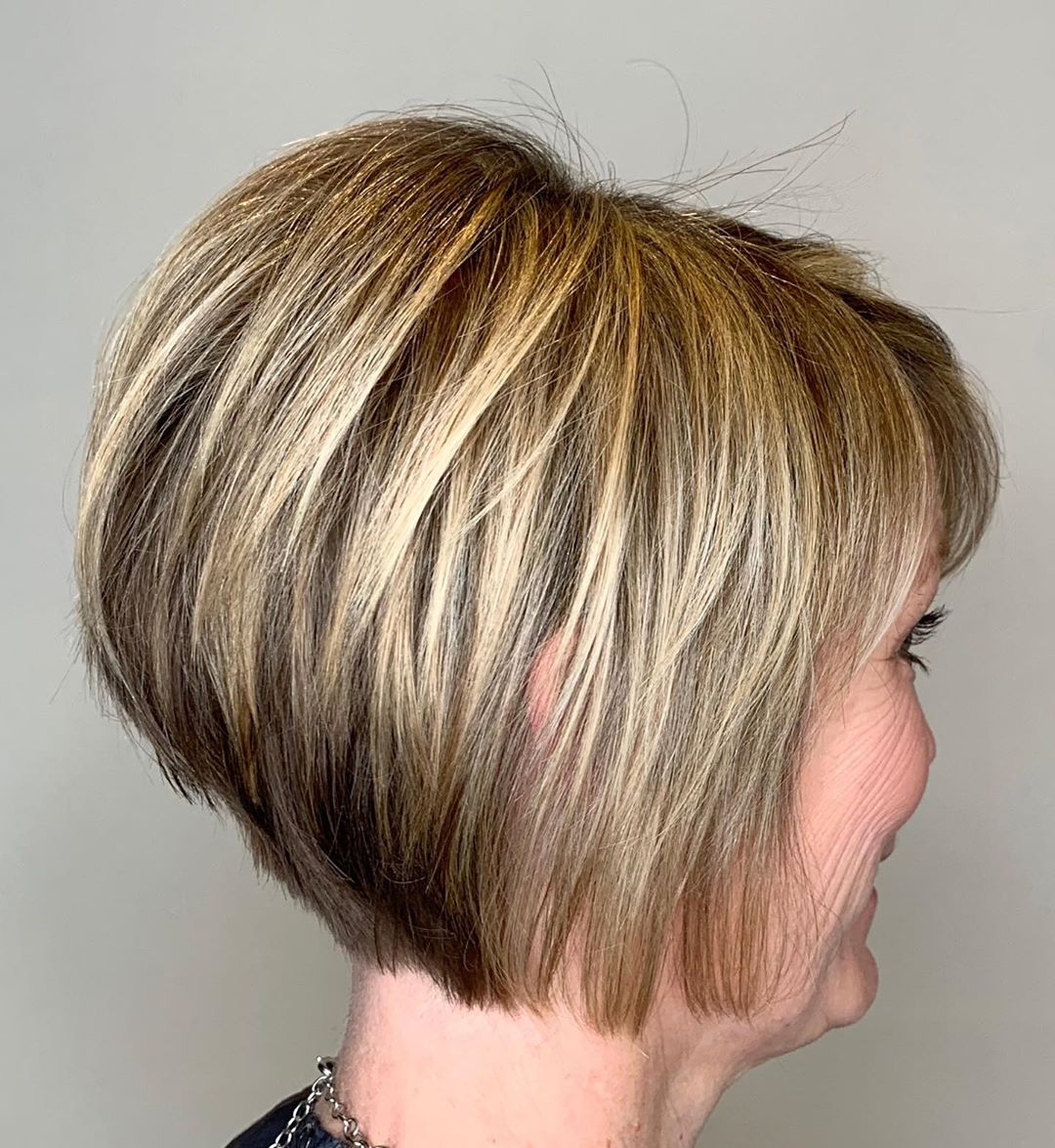 27 Chic Short Hairstyles for Women Over 50 with Fine Hair
