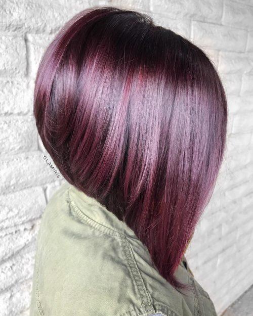 38 Hottest Medium Bob Hairstyles for Shoulder Length Hair