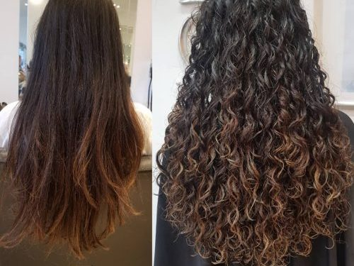 15 Gorgeous Perms for Long Hair for Your Inspiration
