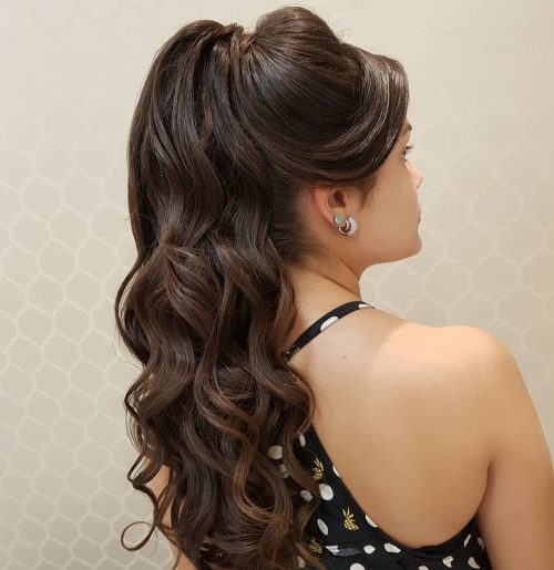 15 Best High Ponytail Ideas You'll Ever See