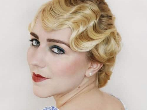15 Chic Finger Waves to Consider Styling Next