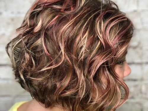 24 Prettiest Light Brown Hair with Highlights