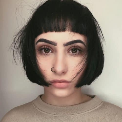 21 Flattering Hairstyles for Long Faces
