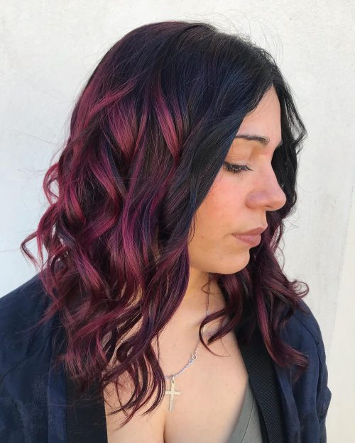 23 Incredible Examples of Magenta Hair Color