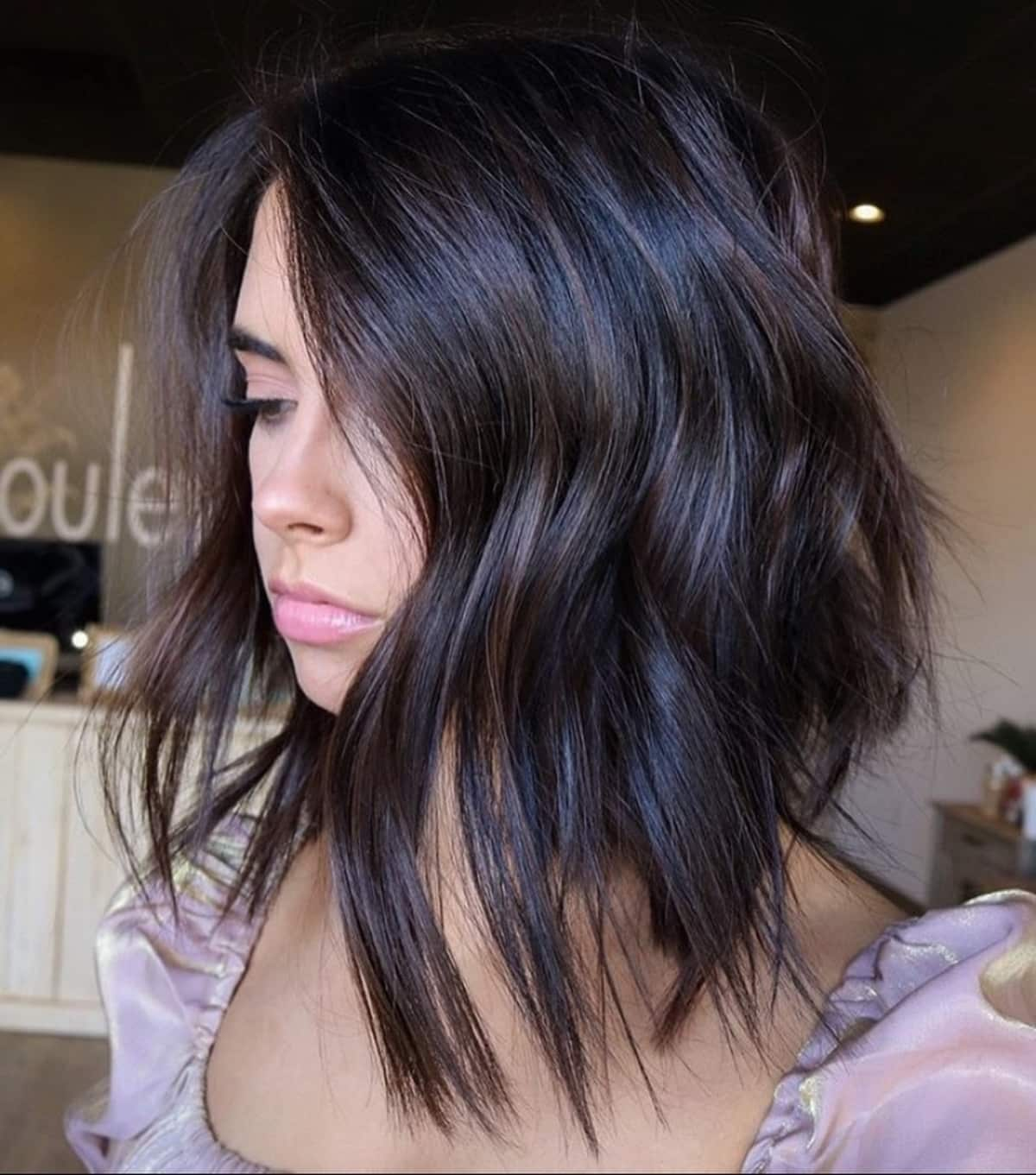 20 Fantastic Short to Medium Layered Haircuts for That In-Between Length