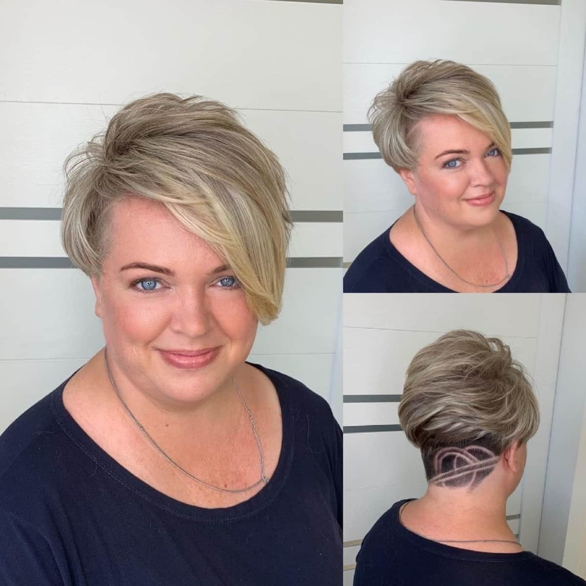 26 Most Flattering Ways to Get a Pixie Cut for a Round Face