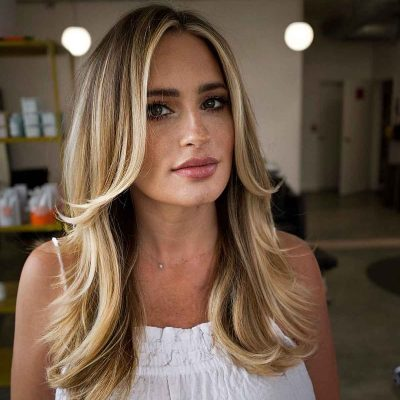 14 Trendiest Front Layered Haircuts for Long Hair