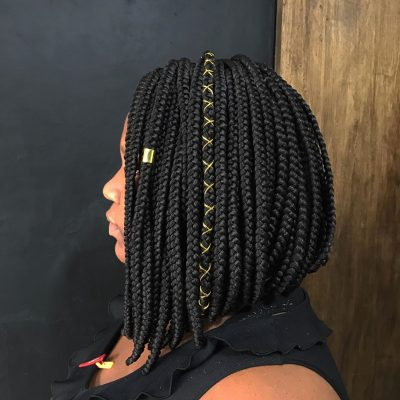 15 Most Amazing Ways to Get Poetic Justice Braids