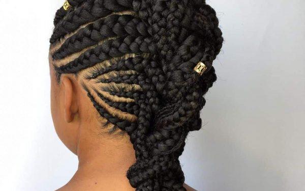 15 Most Stunning Mohawk Braids for Black Women