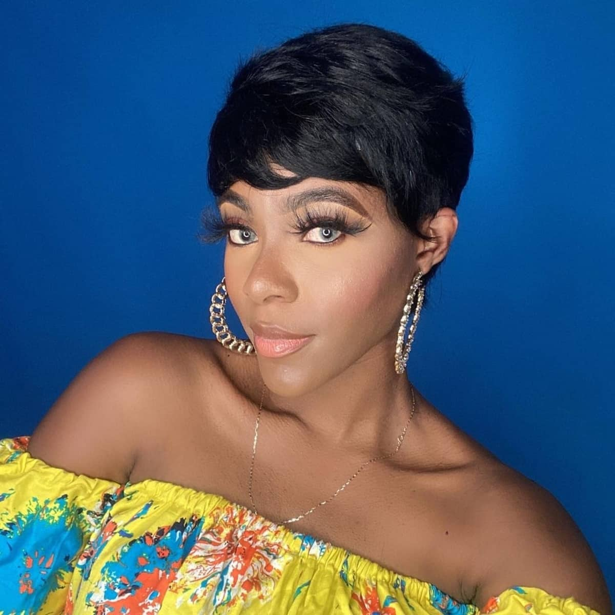 23 Sassy Pixie Cuts for Black Women of All Ages and Hair Textures