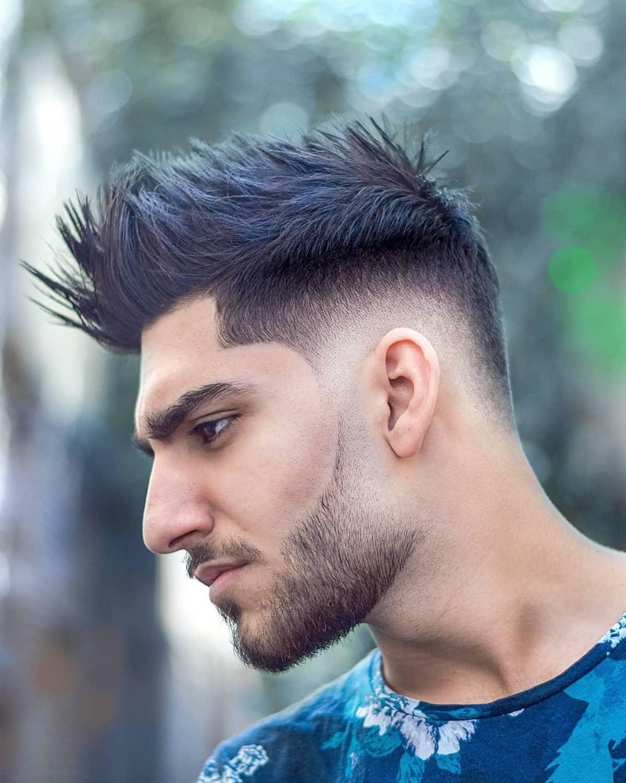 22 Best Beard Fade Haircut & Hairstyle Ideas for a Modern, Rugged Look