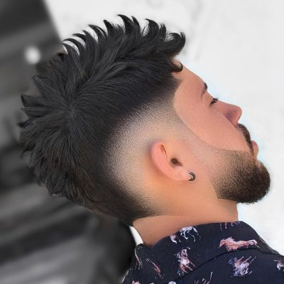 22 Best Mohawk Fade Haircuts for an Edgy, Yet Modern Look
