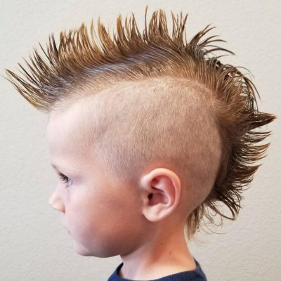 17 Kids Mohawk Ideas for Cool Little Dudes & Young Ladies in 2021