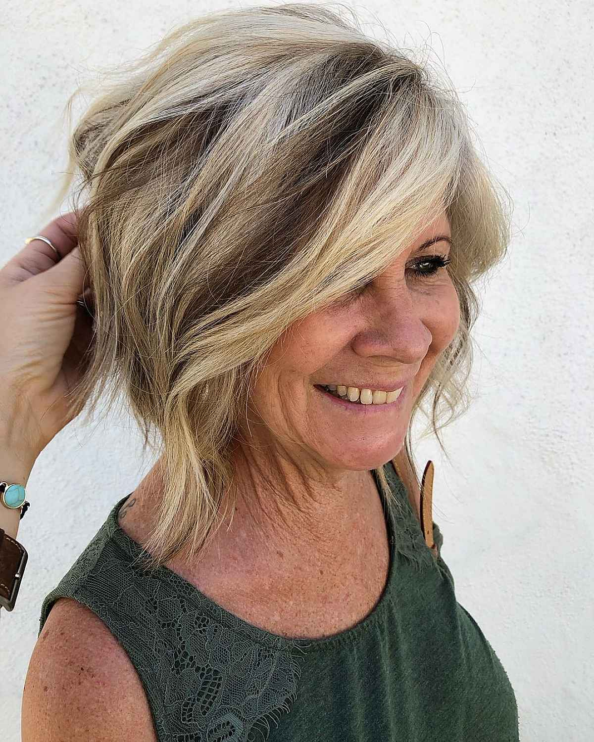 Top 10 Fall Hair Colors for Older Women in 2021