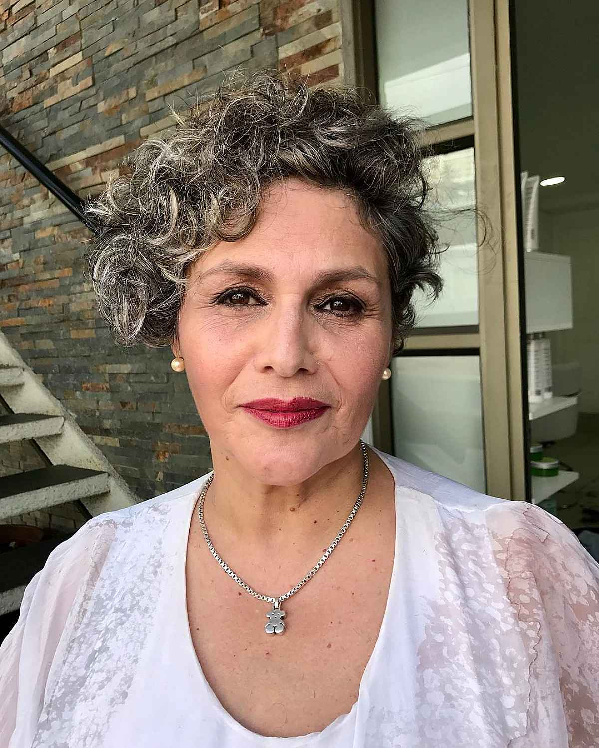 25 Asymmetrical Haircuts for Women Over 60 with Sassy Personalities