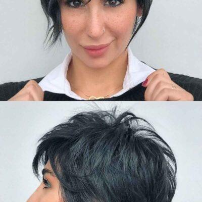 26 Low-Maintenance Medium-Length Haircuts for Busy Women