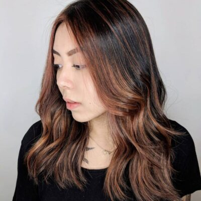 22 Prettiest Ways to Get Rose Gold Highlights for Every Hair Color